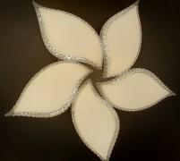 Светодиодная люстра  AGUR 5 White